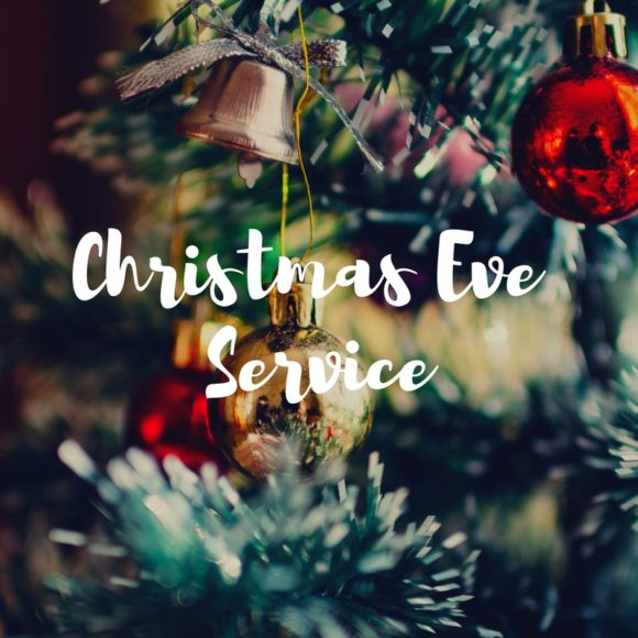 Uploaded December 2, 2016; Christmas Eve Service